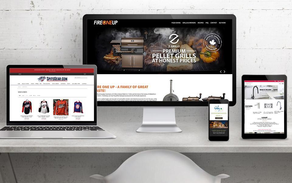 Digital Media Services Web Design Custom Application Development
